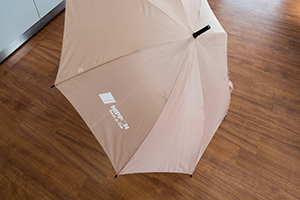 Although there is a limited number, there is also an NIPPON Rent a Car umbrella.