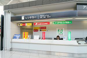 オリックスレンタカー中部国際空港店