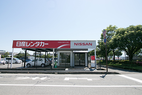 Toyama NISSAN Rent a Car Toyama Airport