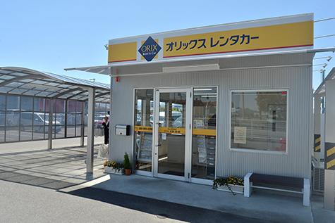 에히메 오릭스렌터카 마쓰야마공항점