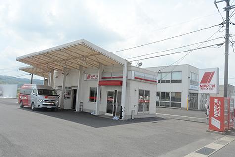 島根のニッポンレンタカーの出雲空港前営業所