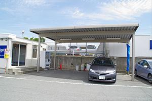 バジェットレンタカー熊本空港店