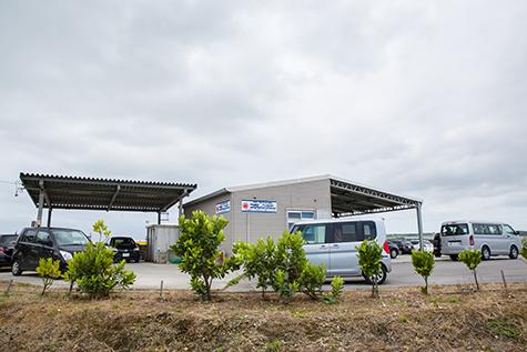 沖縄のフジレンタカーの石垣島営業所