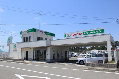 Tokushima TOYOTA Rent a Car Tokushima Awaodori Airport