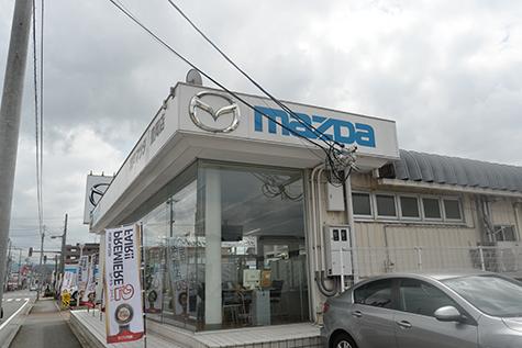 兵庫のタイムズカーレンタルの豊岡駅前店