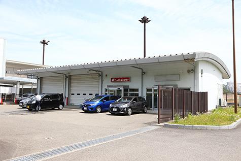 和歌山のニッポンレンタカーの南紀白浜空港営業所
