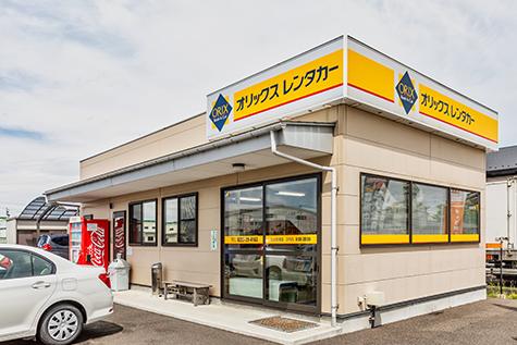 宮城のオリックスレンタカーの仙台空港店