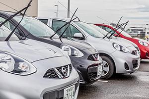 We have a wide range of Nissan models.
